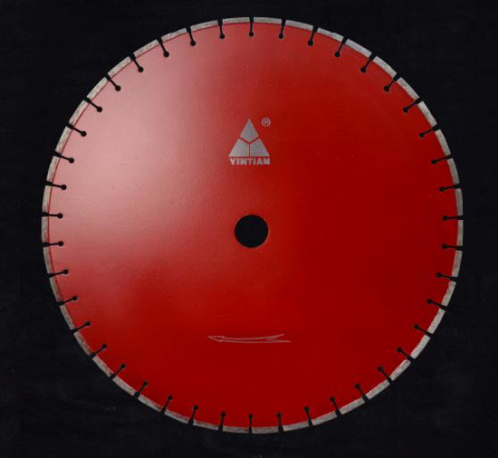 600mm Diamond Cutting Saw Blade For Granite2