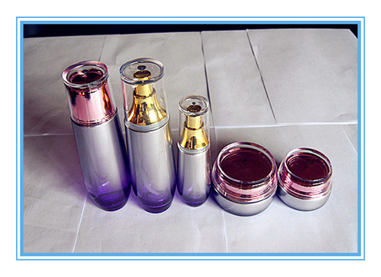 60ml Glass Cosmetic Bottle