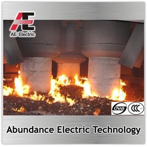 6300kva Ferrosilicon Smelting Furnace