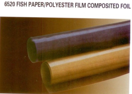 6520 Fish Paper Also Named Polyester Film