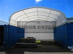 6m Wide Container Tent Shelter Tc2020c Tc2040c