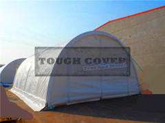 6m Wide Round Tent Fabric Structure