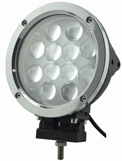 7 60w Bright Offroad Vehicles Led Work Light Ary1110 Ip67 Driving