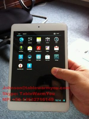 7 85 Inch Ips Screen Quad Core Tablet Pc