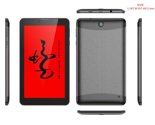 7 Inch 3g Tablet Pc Dual Core Calling