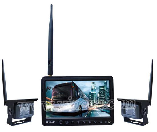 7 Inch Digital Wireless Monitor System