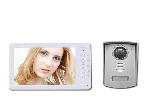 7 Inch Lcd Tft Color Video Door Phone