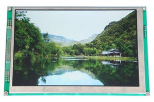 7 Inch Tft Lcd Display Module With Touch Panel 800x480 Resolution Cjt07001