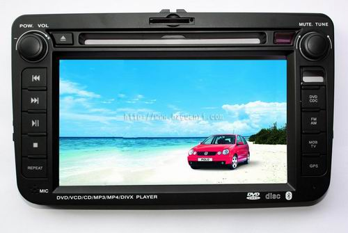 7 Inches Tft Screen Lcd Digital Sagitar Volkswagen