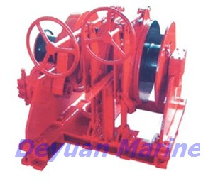 70kn Electric Anchor Windlass And Mooring Winch