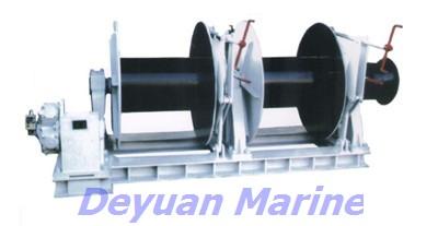 70kn Electric Anchor Windlass
