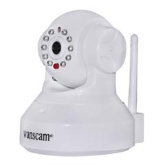 720p Hd Wifi P2p Ip Camera With Alarm Kit