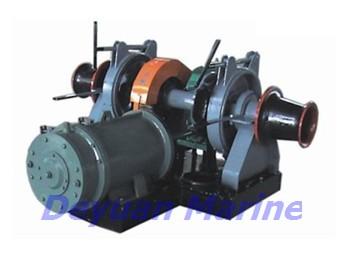 78kn Hydraulic Anchor Windlass