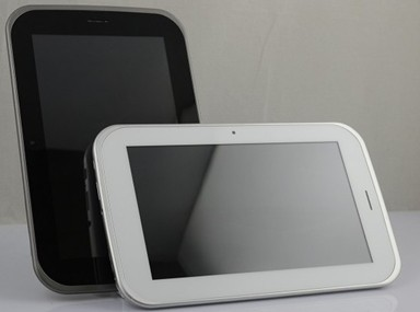 7inch Tablet Pc Superslim Mtk6515 2g Bt Phone Fm 1024 600 Hd Display Google Android 4 0gingerbread W