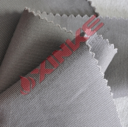 7oz Twill Cotton Nylon Arc Flash Protective Clothing Fabric