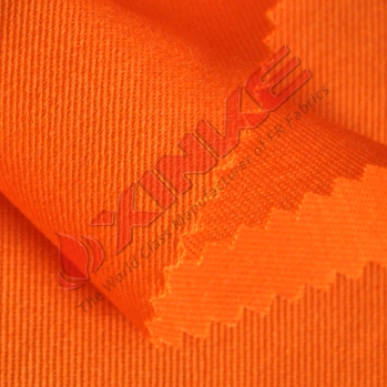 7oz Twill Cotton Nylon Fire Retardant Fabric Welding Used