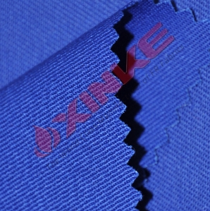 7oz Twill Cotton Nylon Flame Resistant Suit Fabric