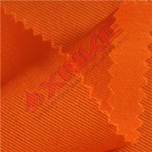 7oz Twill Cotton Nylon Fr Fabric Welding Used