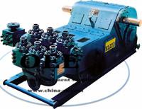 7p50 8p80 9p100 10p130 12p160 14p220 Triplex Mud Pump