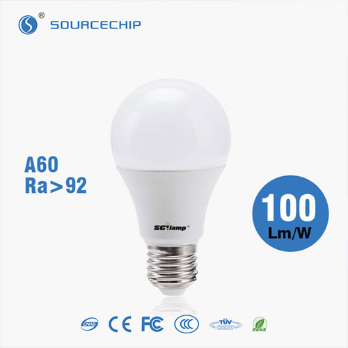 7w High Bright Led Bulb Manufacturers