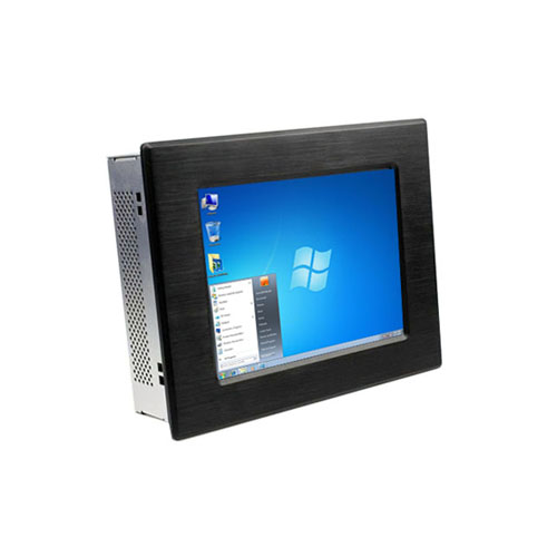 8 4 Inch Industrial Touch Screen Pc With Atom D525 Cpu