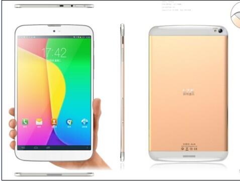 8 Inch 3g Tablet Pc Calling Ips Panel 1gb 8gb