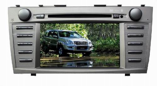 8 Inches Tft Screen Lcd Digital Toyota Gy 8808