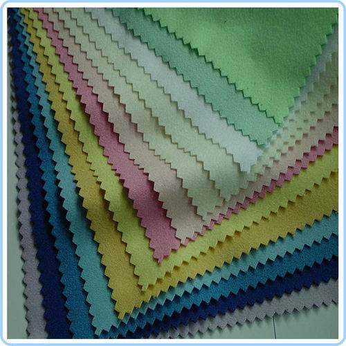 80 20 Polyester Nylon Suede