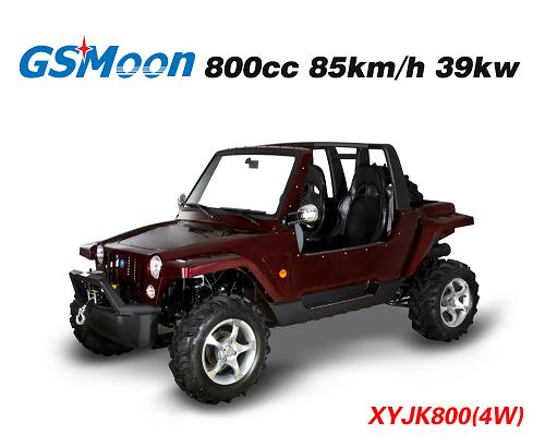 800cc 4x4 Buggy Utility Vehicle