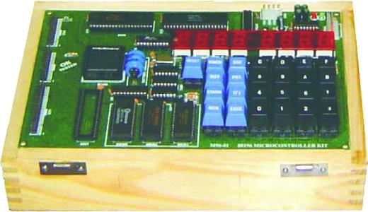 80196 8051 Microcontroller Trainer Tla807