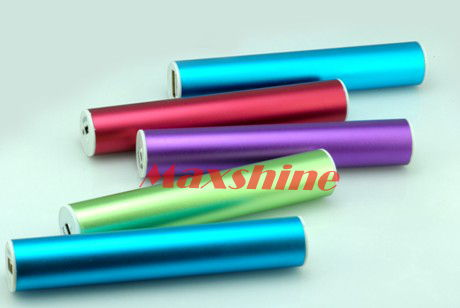 8800mah Power Bank With Built In 4pcs Samsung 18650 Battery Stainless Steel Housing Portable Charger