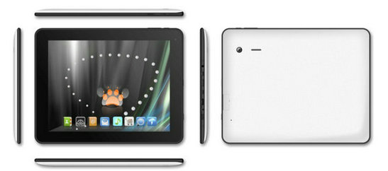 9 7 Inch Google Android 4 0 Tablet Pc 1g Ddr3 8gb Built In 3g Bluetooth