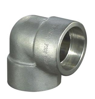 90 Degree Socket Weld Reducing Elbow Manufacturer In China