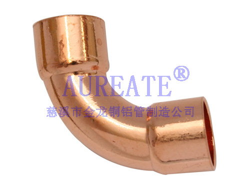90 Long Turn Elbow Cxc Copper Fitting