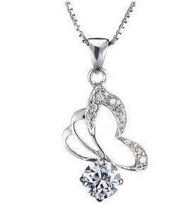 925 Necklace Silver Jewellery