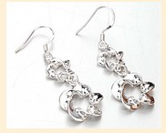 925 Sterling Silver Earring Jewelry Earrings