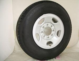 99 10 Silverado Sierra Wheel And Tire Combo