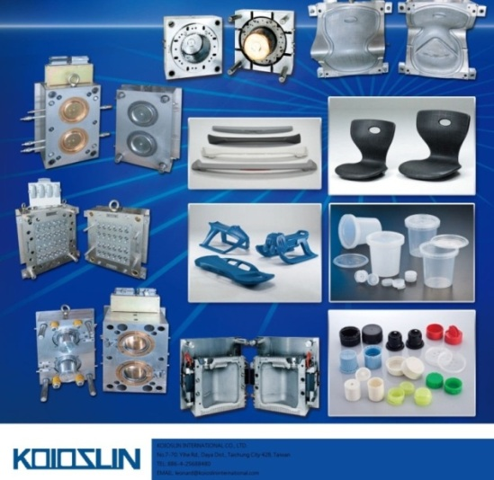A Profssional Plastic Machine Moulds Company From Taiwan Koioslin International