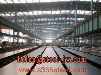 A283 Grade A Steel Plate