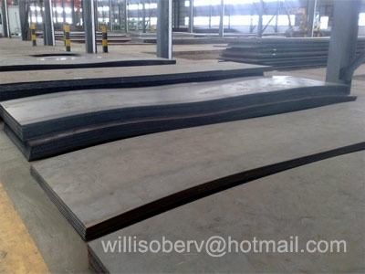 A283gra Supply Carbon Steel Plate