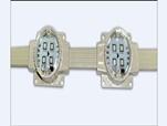 A5 Led Point Lights Exterior Building Dmx512 Pixel 0 75w Dissipation Smd 3 Leds