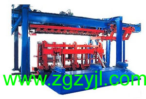 Aac Cutting Machine Specification