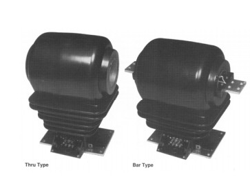 Abb Types Kotd 110 150 And 200current Transformers 923a142g01