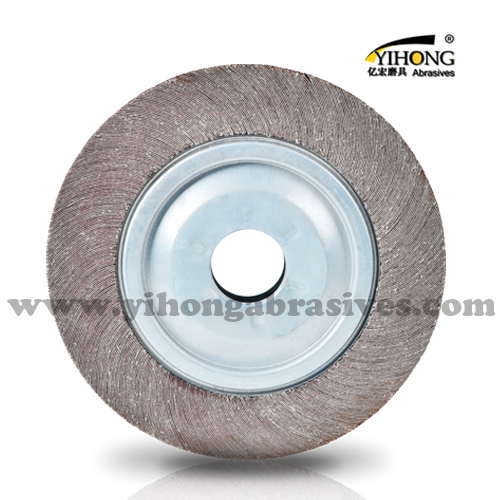 Abrasive Flap Wheel With Alumina