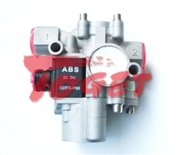 Abs Modulator Valve And Height Sensors
