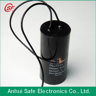 Ac Motor Capacitor Cbb60 Of Great Quality