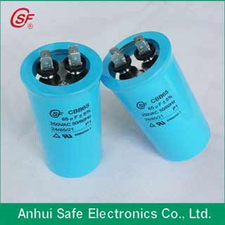 Ac Motor Capacitor Cbb65 Made In China