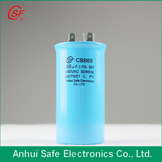 Ac Motor Capacitor Cbb65 Of High Quality