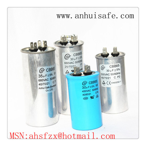 Ac Motor Capacitor For Air Condenser