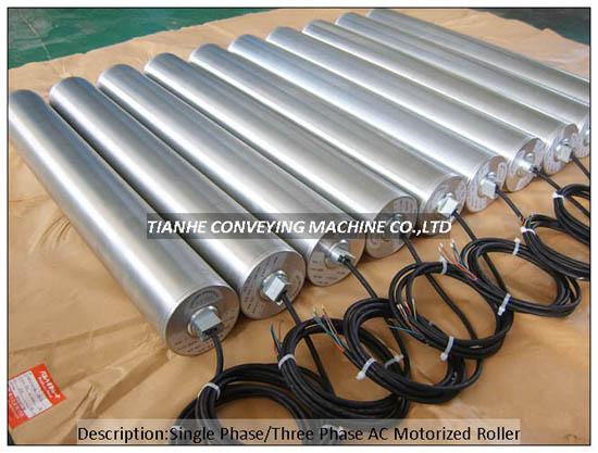 Ac Motorized Roller Dg50 As 3ph380v 265l 10m X